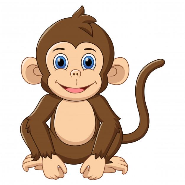 cute-monkey-cartoon_146562-7